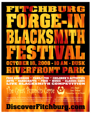 Annual Forge-In Blacksmith Festival